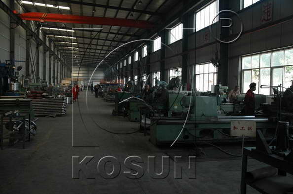 6Order of Kosun 750  Workover Full Set Solid Control Equipment